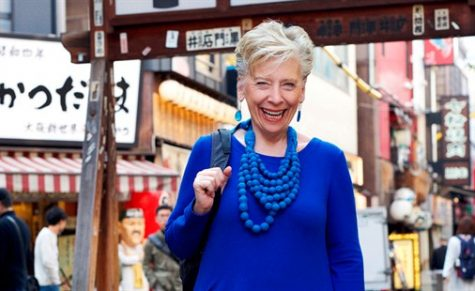 Maggie Beer In Japan
